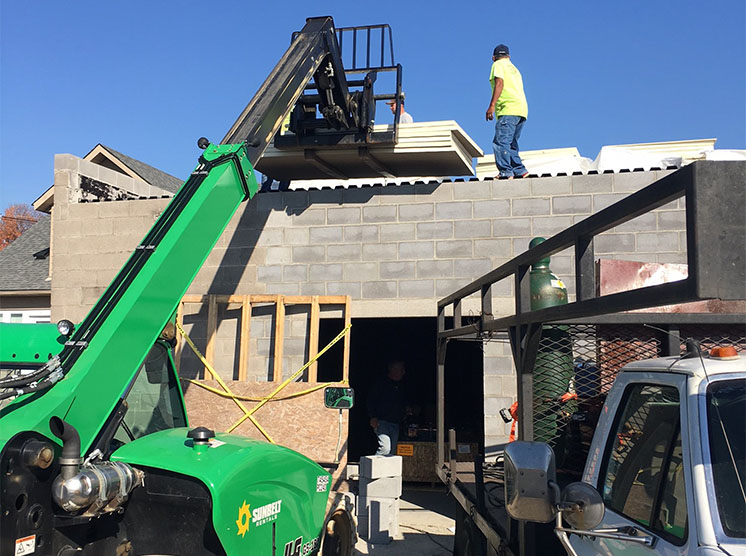 , Emergency Services, Jacob's Ladder Roofing and Restoration