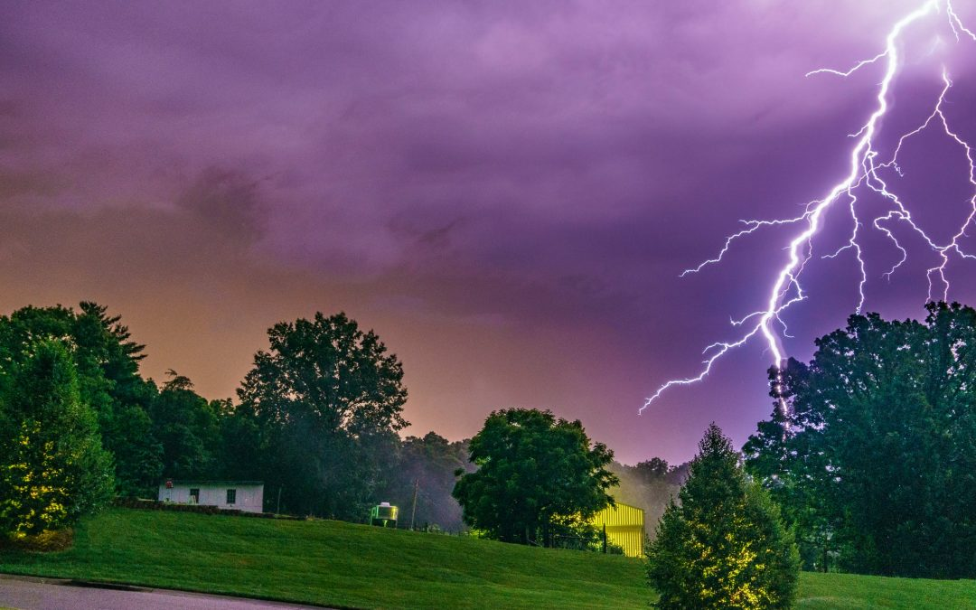 Metal Roofing and Lightning: What You Need to Know